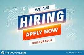 Urgent hiring for TELECALLLER FOR FEMALE