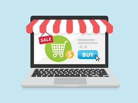 Start your eCommerce Store Now and start Selling your Products Online
