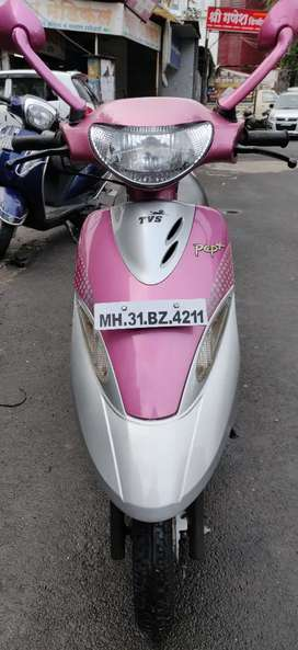 TVS SCOOTY PEP + FOR SALE IN EXCELLENT CONDITION