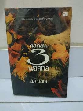 Novel Ranah 3 Warna