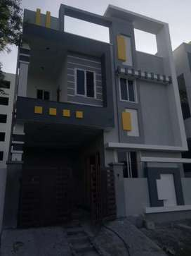 Yapral near bus stop new 3 bhk duplex house for sell