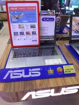 Laptop AsusAMDA4-9125, Dp Hanya 10%, ProsesMudah&Cepat