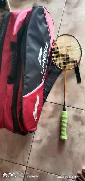 Raket badminton Li-Ning Chen long