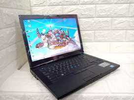 Laptop dell 6410 Gress core i5 windows 7 ram 4gb HDD 320gb cam