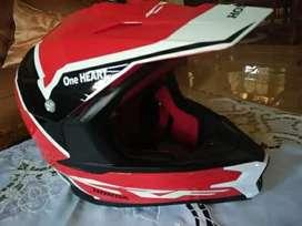 Helm CRF 150 Ukuran L