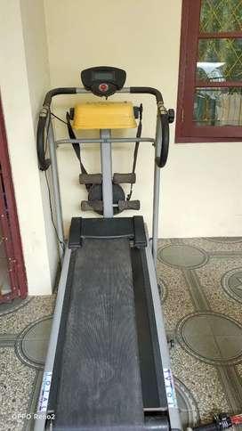 Treadmill total tahun 2009