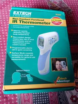 NON CONTACT FORHEAD IR THERMOMETER