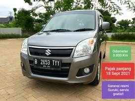 Suzuki Karimun Wagon R 1.0 GL M/T 2019. Odometer 3.000 km pjk panjang