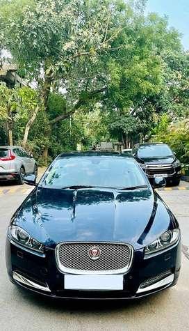 Jaguar XF 2.2 litre Luxury   Diesel   2014