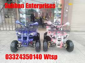4 Wheel Bike Automatic Gear System Atv Quad For Sell Subhan Enterprise