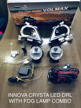 Innova crysta LED DRL