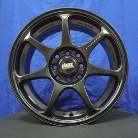 Velg Mobil Sigra Brio Yaris Avanza Mobilio Ring15 Pcd 4x100 & 4x114,3