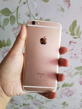 Iphone 6s 64gb lengkap resmi aple overal oke