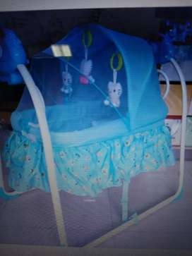 Swing Baby, Ayunan Bayi tempat tidur, Full musik relaksasi bayi