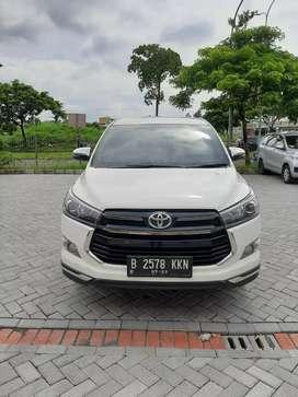 Toyota Kijang Innova Reborn Venturer Diesel MT Manual 2018 Putih