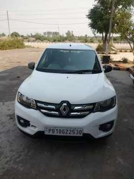 Renault Kwid 2019 Petrol 7000 Km Driven