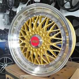 AMW wheels VELG BBS R17X7.5/8.5 PCD 8X100/114.3 OFFSET 35/30