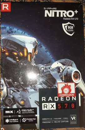Graphic card (RX570) 8GB