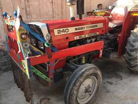 Massey 240 brand new condition