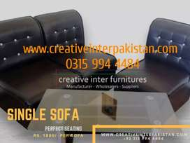 Sofa Single brandnew 3yrsfoamgurante decentatpeak Chair Office Table