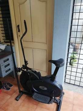 Proline fitness exercise bike
