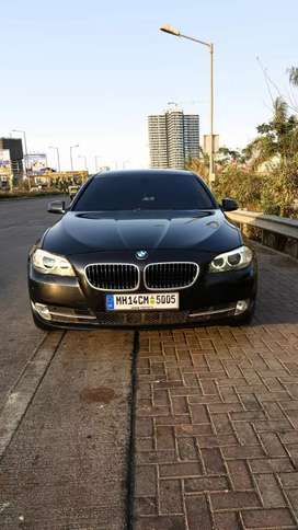Bmw 5 Series 530d Black Beast Which is in flawless condition