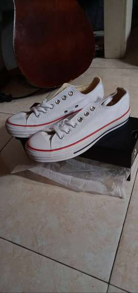 CONVERSE ALL STAR CLASSIC WHITE (LOW)
