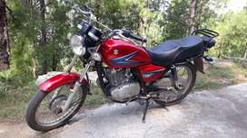 Suzuki GS 150 bike