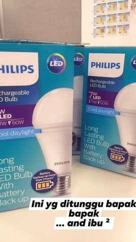 Lampu Anti Oglangan Philips