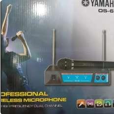 mic wireless yamaha