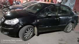 well condition single hand SX4 ZXI top model