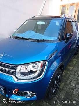 Suzuki Ignis 2018 Listrik