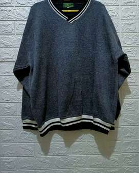 Sweater PL import dark grey