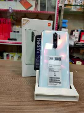Showroom condition Redmi note 8 pro 6/128gb variants available