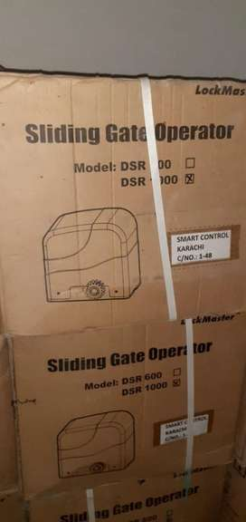 Sliding and Swing Gate openers