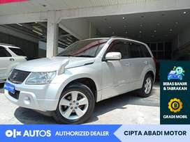 [OLXAutos] Suzuki Grand Vitara 2010 GLX 2.0 M/T Abu  #Cipta Abadi