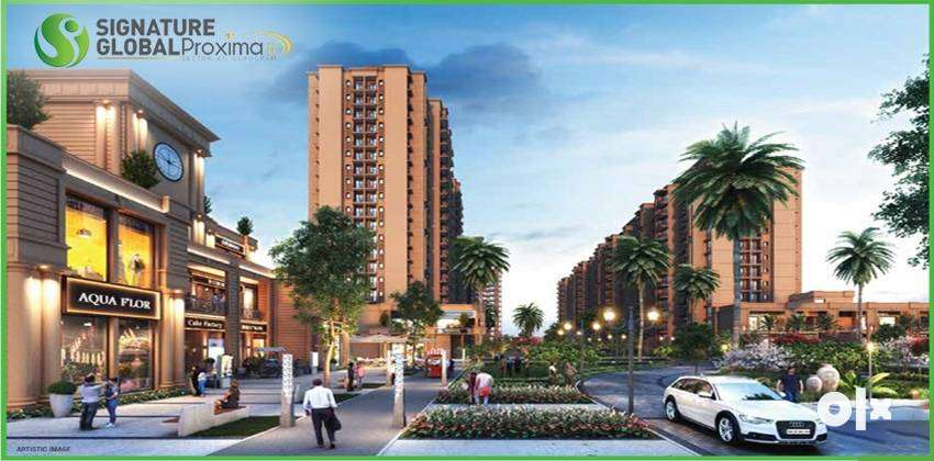 Signature Global Proxima 2BHK Designed By Hafeez Contractor at 23.50 L 0