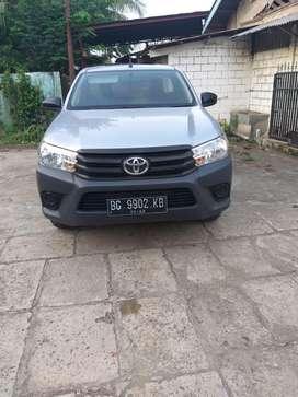 Toyota Hilux Pickup 2017