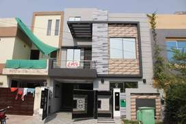 5 Marla Brand New House Available in BB Block