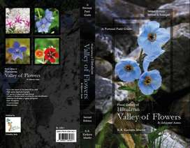 FLORAL GALLERY OF THE HIMALAYAN VALLEY OF FLOWERS & ADJACENT AREAS