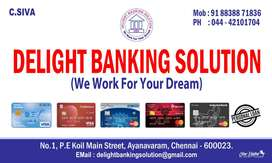 We are selling credit card and Personal Loan