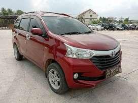 Toyota Avanza E MT 2016 (harga lelang)