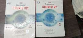 Companion chemistry for class 12th IIT JEE ANS NEET