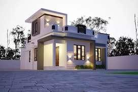 Low budget villa for sale