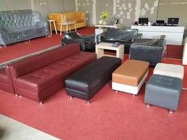 Sofa tunggu bergaransi