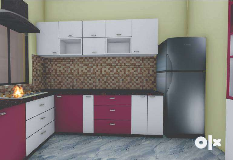 Build Your Dream Kitchen Start From 50000/-.| Easy Nirman 0