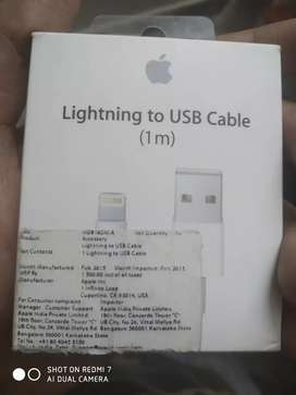 Iphone lightning charger ORIGINAL
