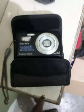 Sony camera with charger