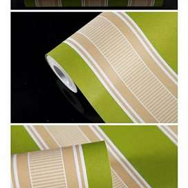 Wallpaper sticker dinding Uk 10M