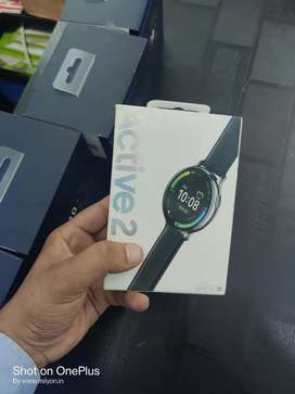 Samsung Galaxy watch Active2 (Bluetooth + LTE, 44MM)- SEALED